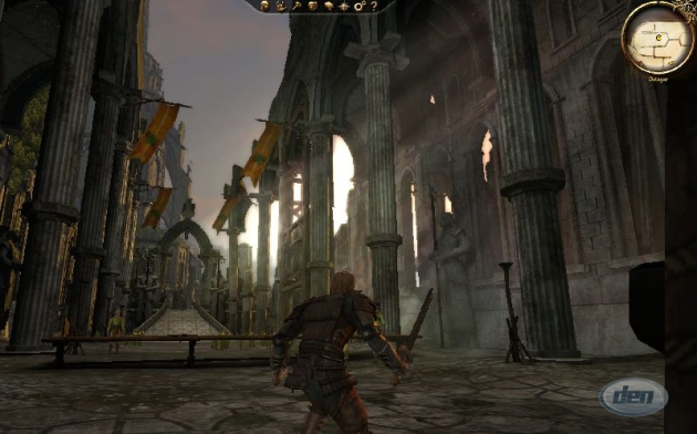 Dragon Age: Origins screenshot