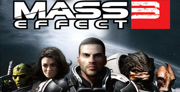 Mass Effect 3 Characters, promo picture