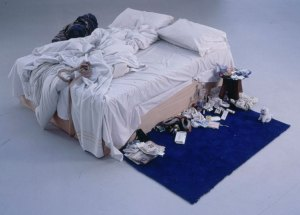 "Tracey Emin's ""My Bed"""