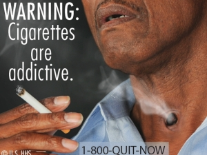 New FDA anti-smoking ad