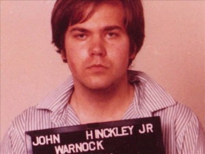 Mugshot of John Hinckley Jr.