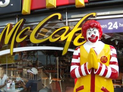 Thai Ronald McDonald